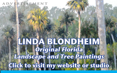 florida paintings by linda blondheim