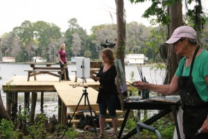 Plein Air Painters at Melrose Open Air Arts
